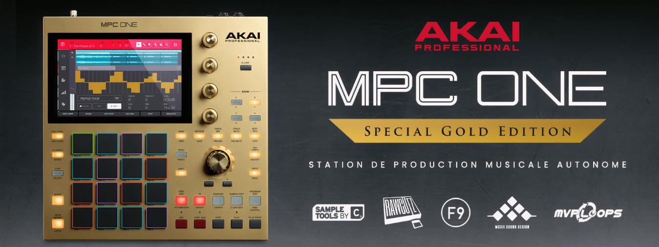 Con el MPC, todas las características esperadas están directamente a su alcance, perfectamente posicionadas para mejorar el máximo confort de uso y evitar inconsistencias en el flujo de trabajo de un DJ a toda costa.