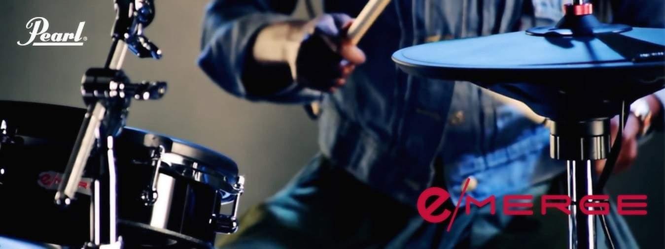 Pearl y Korg se han unido para crear una nueva generación de tambores electrónicos sensacionales.