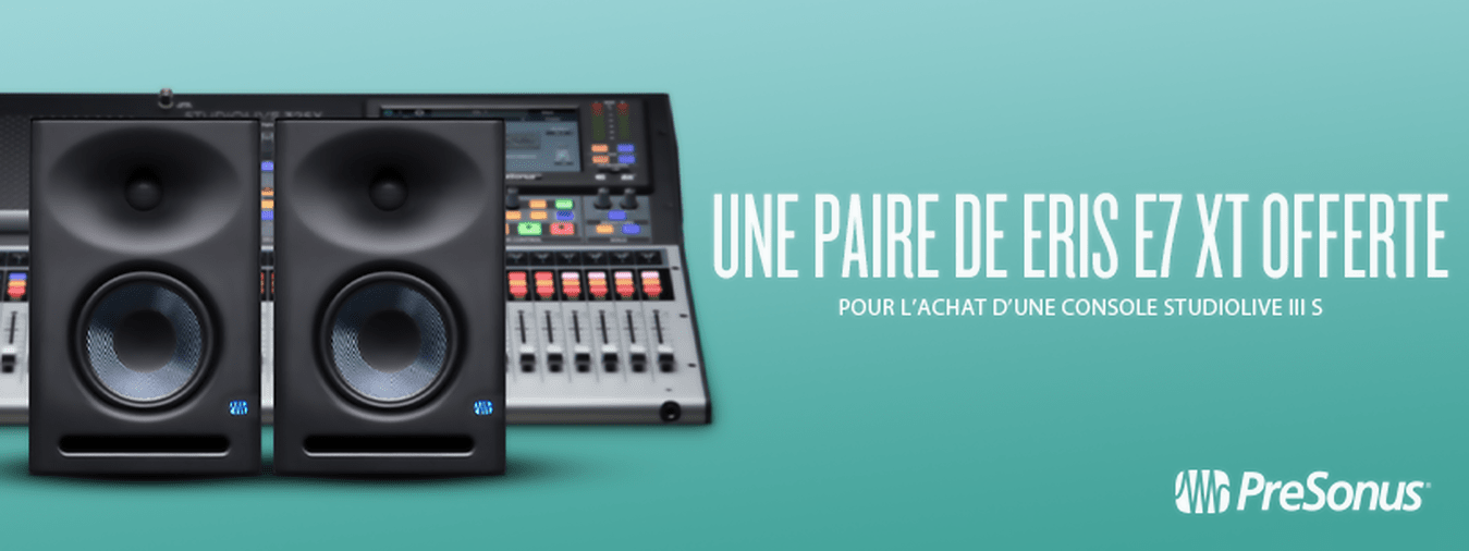 PRESONUS digital mixing consoles a safe bet at the cutting edge of technology