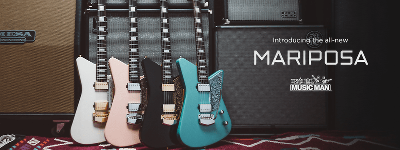 Music Man distributed in more than 135 countries, this magnificent company continues to expand its influence thanks to its strict quality standards, innovative designs and renowned know-how.
