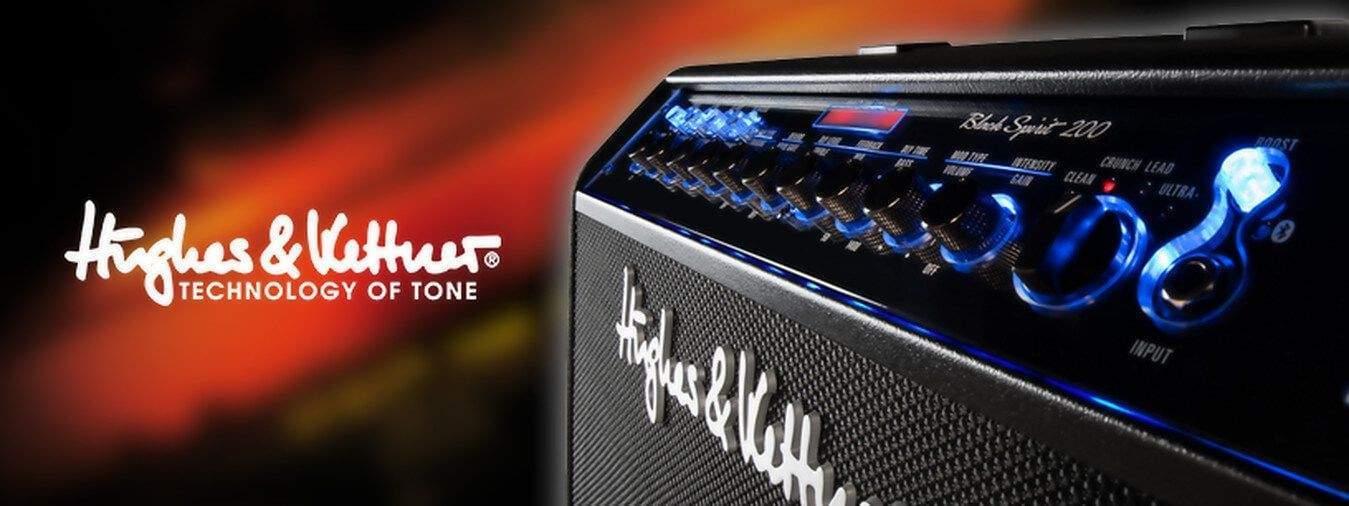 El Black Spirit 200 es un amplificador totalmente analógico que le garantizará un viaje a través de la gran historia de la música.