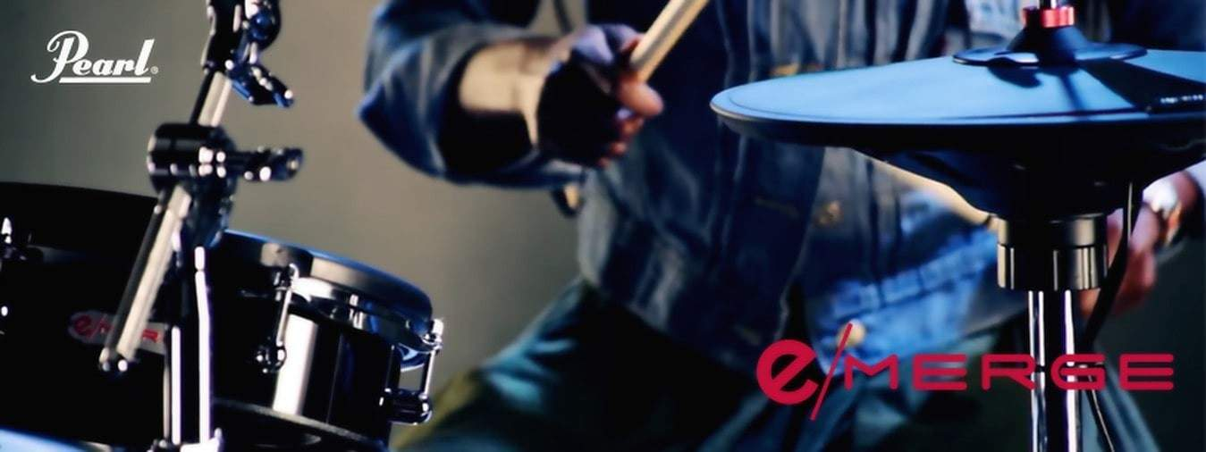 Pearl and Korg have teamed up to create a new generation of sensational electronic drums.