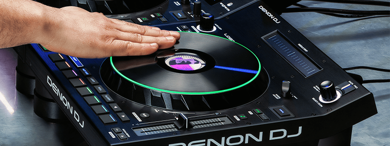 DENON DJ professional equipment is currently the best on the market